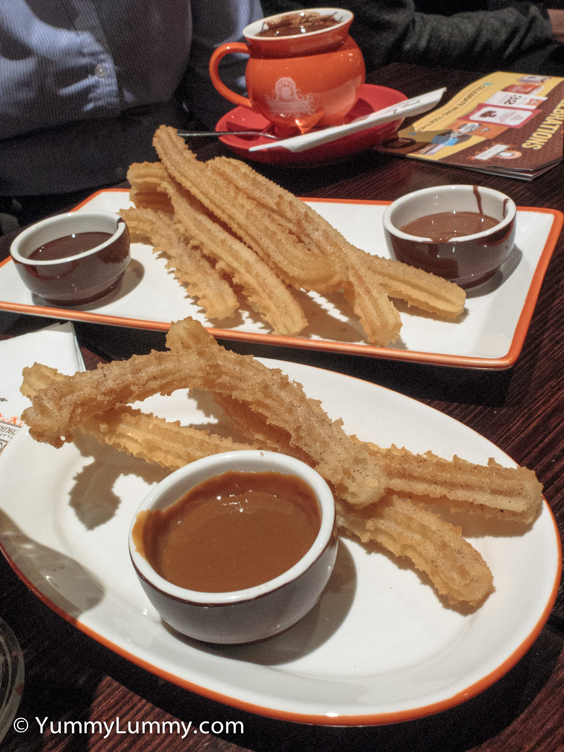 Churros at San Churros Woden