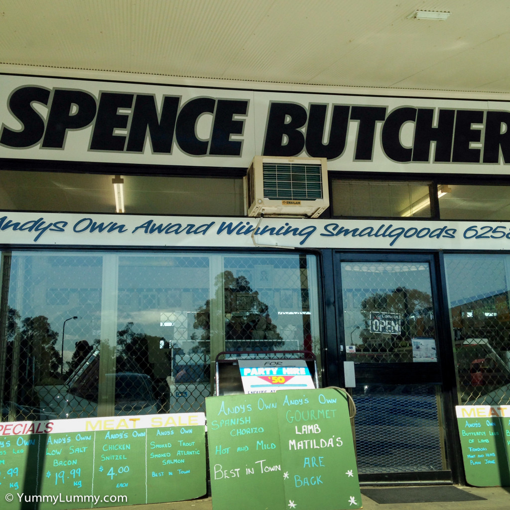 Andy's Spence Butchery