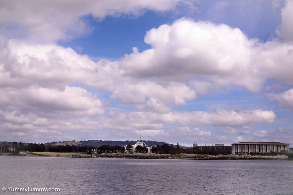 Lake Burly Griffin