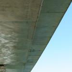 A bridge over Lake Ginninderra