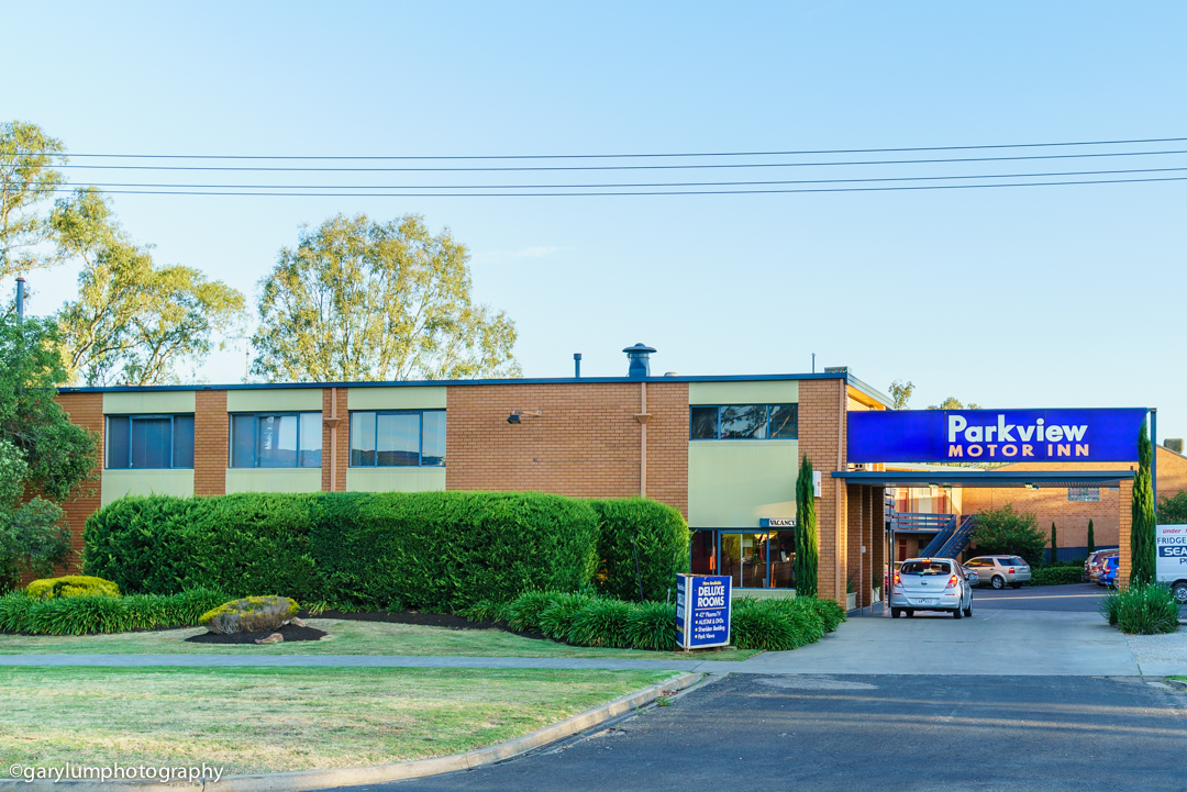 Parkview Motel Wangaratta SONY ILCE-7S with FE 24-70mm F4 ZA OSS at 32mm and f/5, 1/125sec, ISO 100