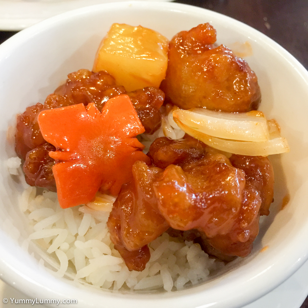 Sweet and sour pork Apple iPhone 6 Plus with iPhone 6 Plus back camera 4.15mm f/2.2 at 4mm and f/2.2, 1/15sec, ISO 125