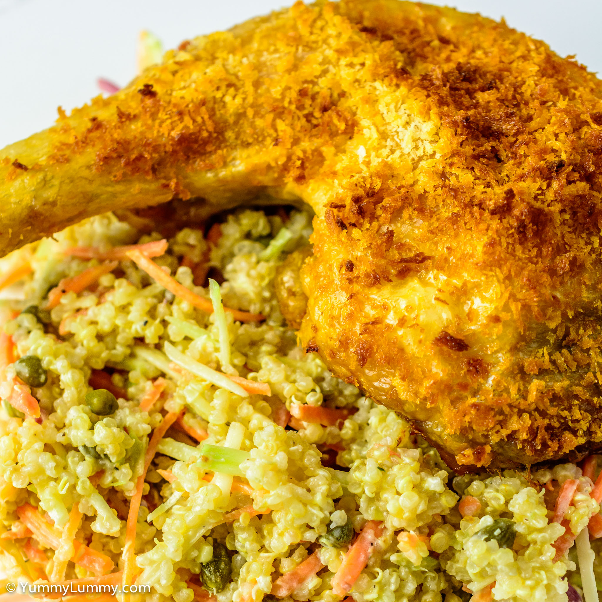 How to cook Chicken Maryland in a variety of delicious recipes
