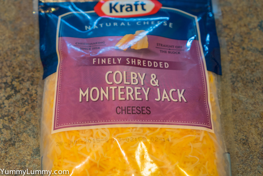 Here's the Colby and Monterey Jack cheeses!