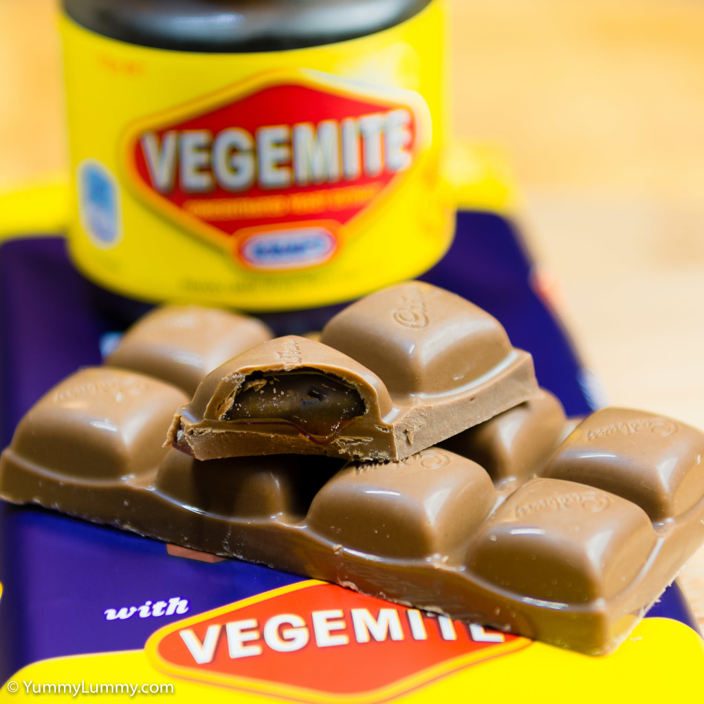 Vegemite chocolate