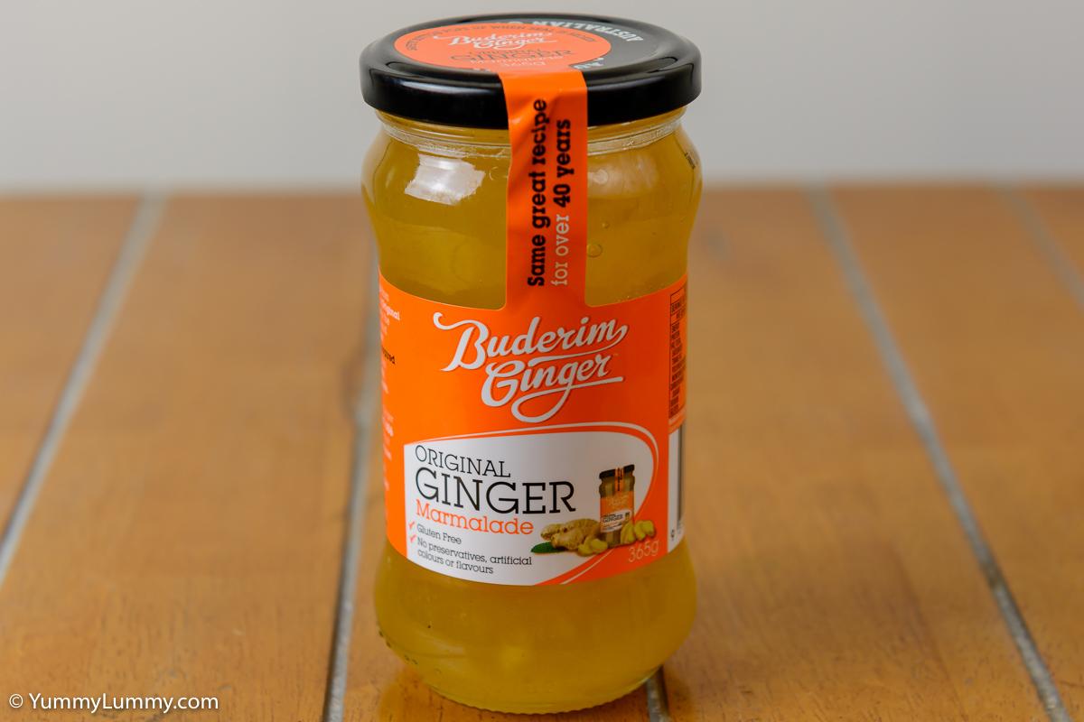 Buderim Ginger Marmalade