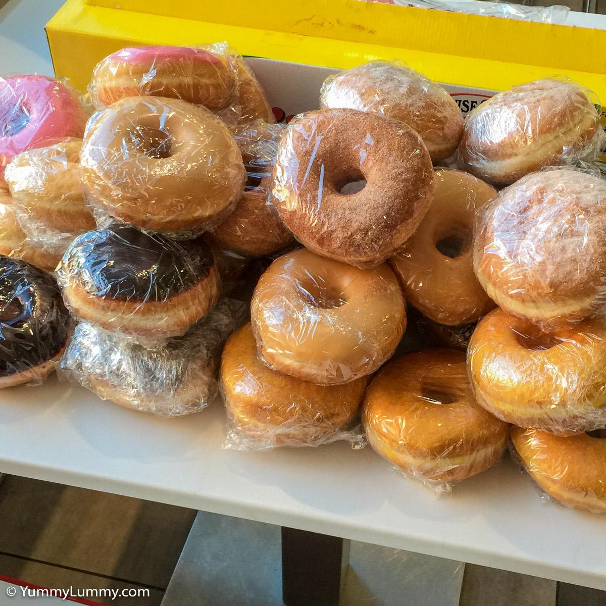 TGIF doughnuts