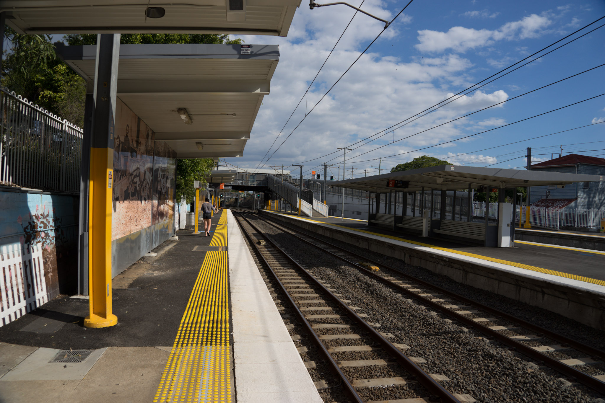 Wooloowin Train Station