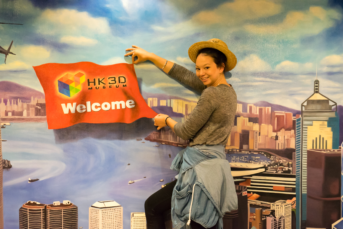 Welcome to HK3D MUSEUM from Ms18