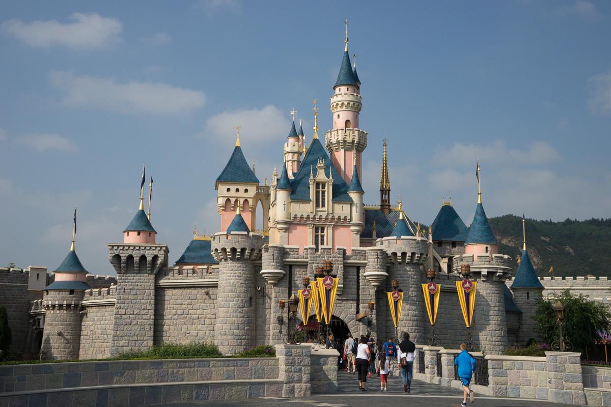 Fantasyland Castle
