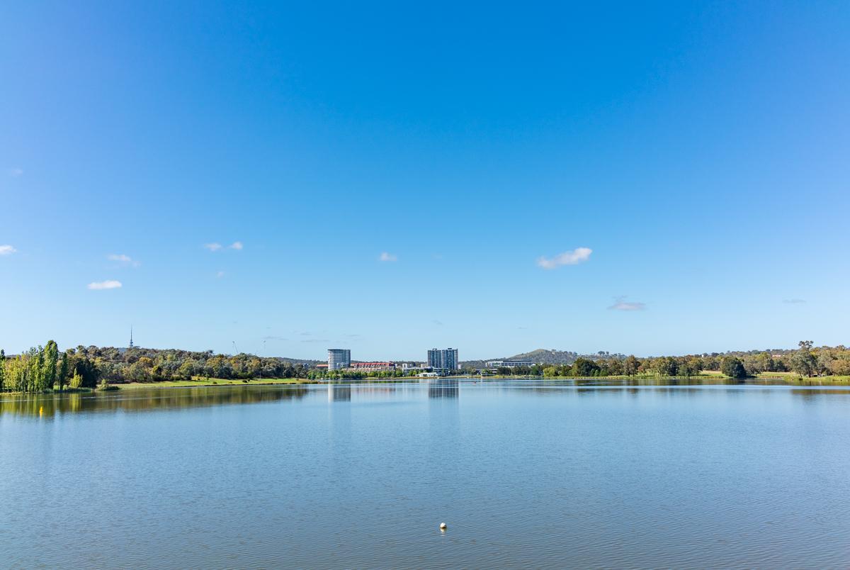 HDR Lake Ginninderra