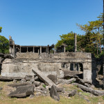 Middleside Barracks on Corregidor Island
