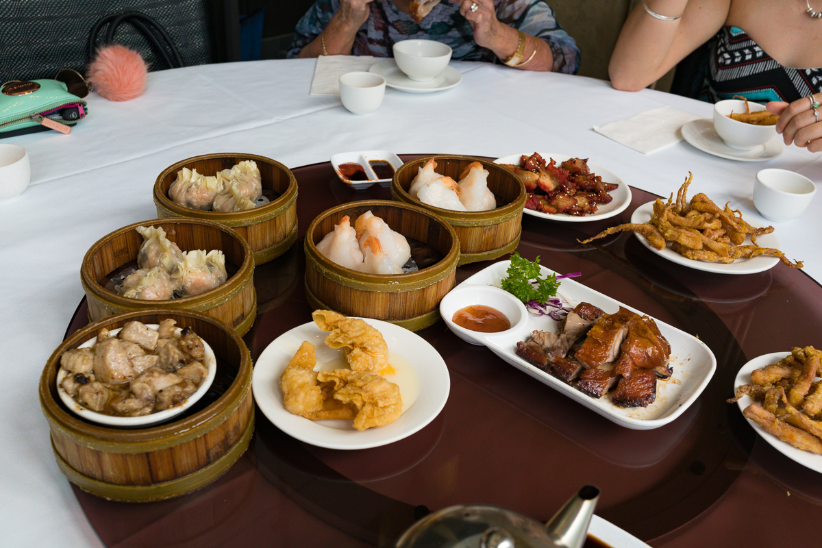 Oriental Yum Cha lunch