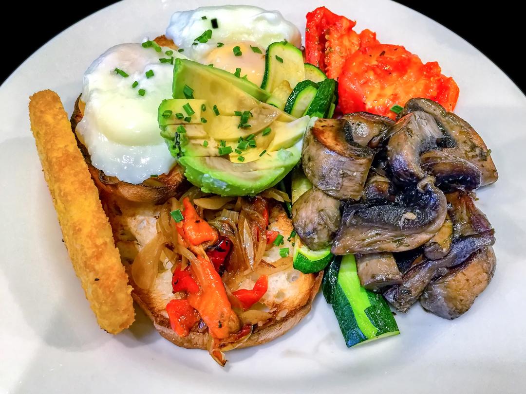 Sunday morning | U&Co Veggie Breakfast
