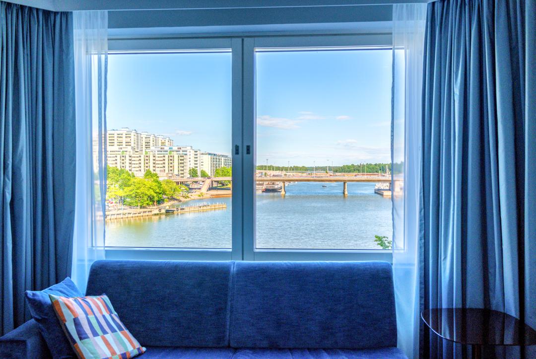 Hilton Strand Helsinki room view