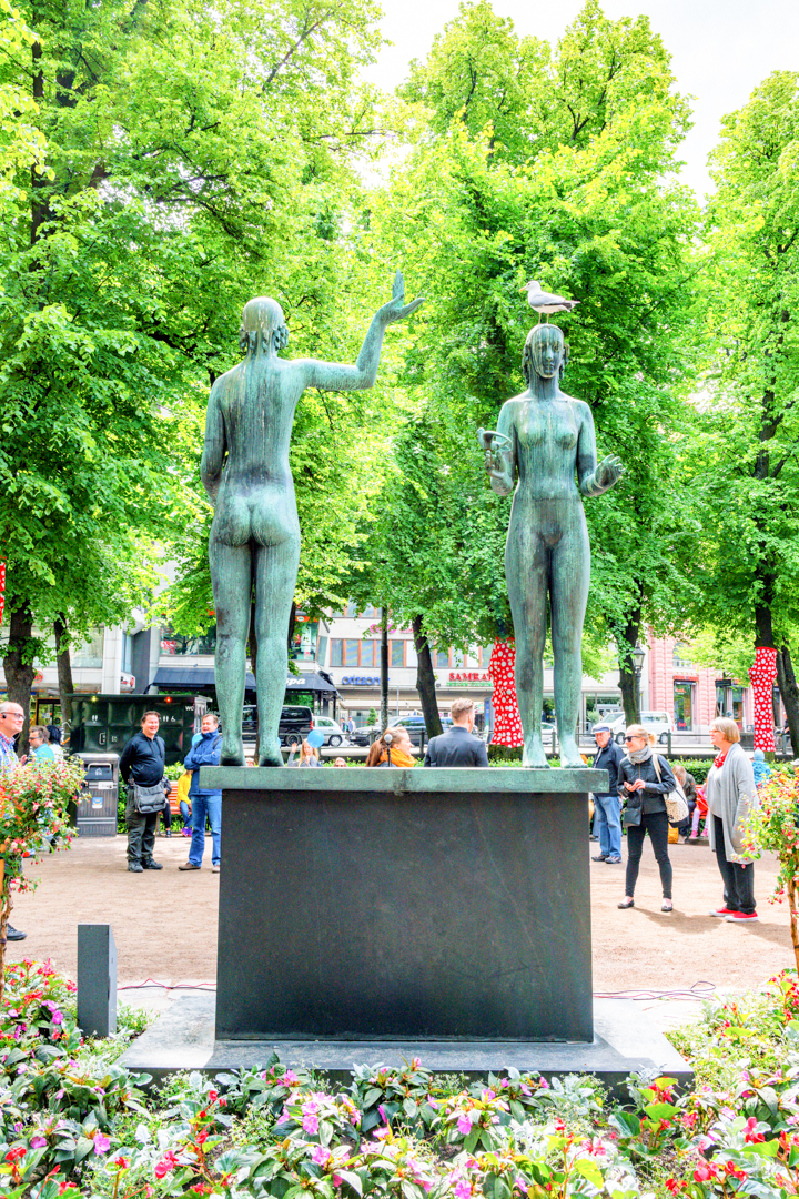 Public art in Helsinki