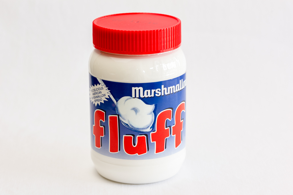 Marshmallow Fluff from Germany courtesy of Jennifer