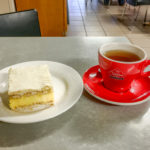 English breakfast tea and vanilla slice road trip to Bendigo