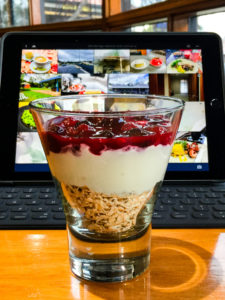 Bircher's Muesli and Yoghurt road trip to Bendigo