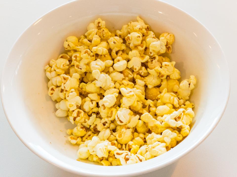 Essence of Leroy popcorn