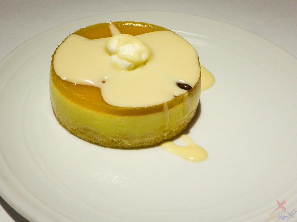 MH140 Cheesecake dessert Delhi Gary Lum
