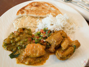 Southern Indian lunch Imperial Hotel alimentary tract Gary Lum