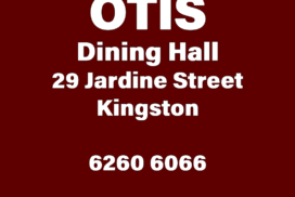 OTIS Dining Hall Gary Lum
