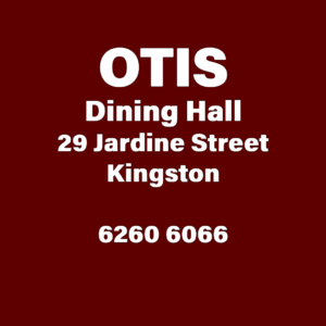 OTIS Dining Hall Gary Lum