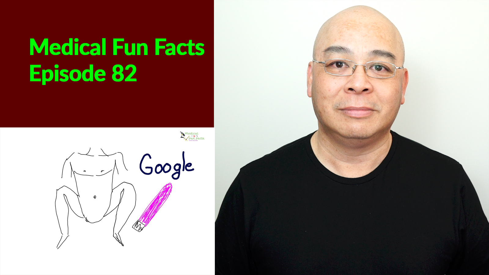 Medical Fun Facts Episode 82 Gary Lum