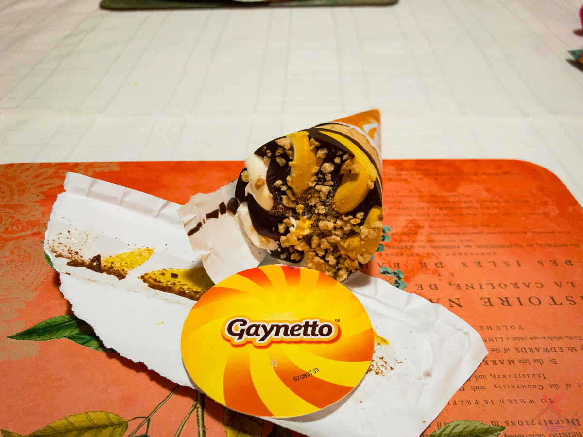 Golden Gaytime Gaynetto Australia Day