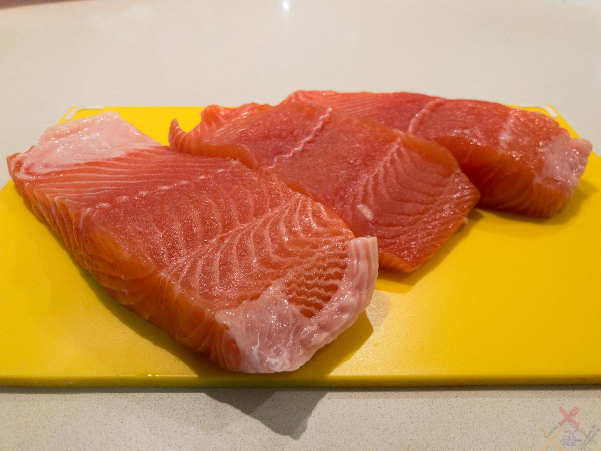 Salmon Australia Day